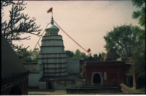 Lord Shiva Temple at Bakreshwar