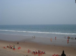 Gopalpur Sea Beach