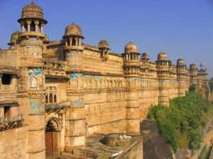 The Fort of Gwalior