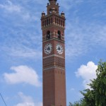 The Hussainabad Clock Tower