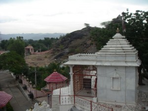 Temple in Pali District