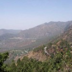 View Of Khurpa Tal