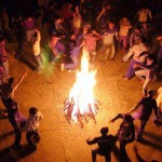Lohri in Jammu